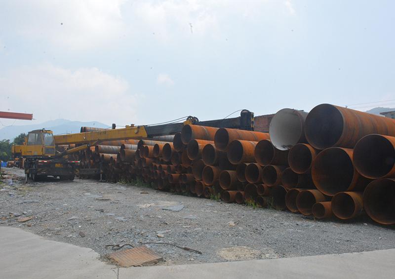 福建螺旋钢管连接方法要求有哪些