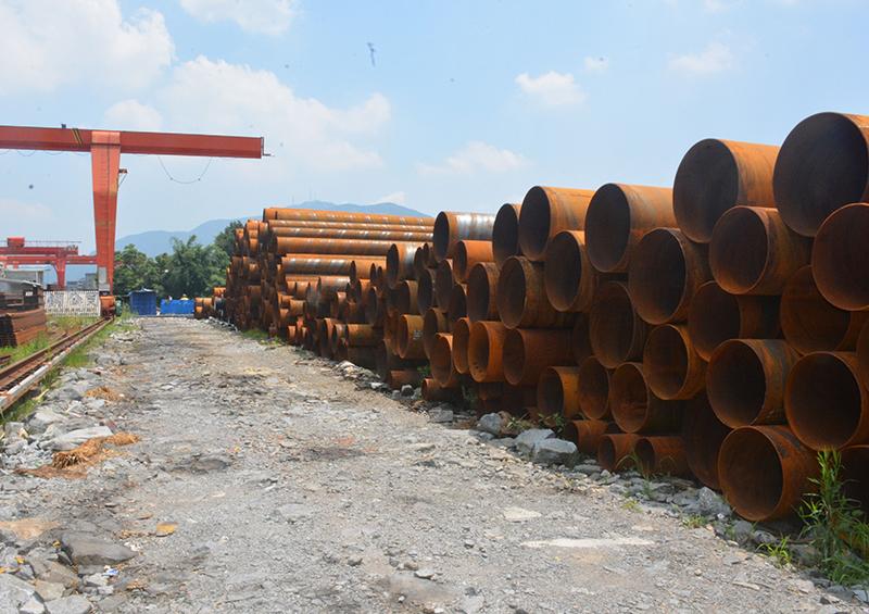 福建螺旋钢管的优缺点对比