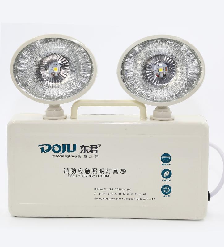 广东东君照明科普消防应急灯具(消防应急照明灯和消防应急标志灯)的应用