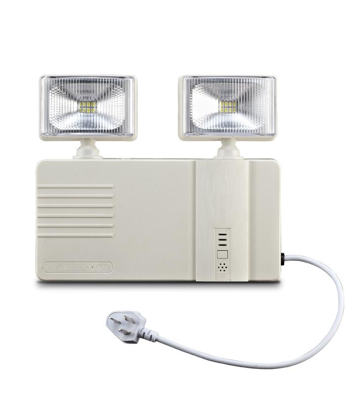 智能系统双头灯