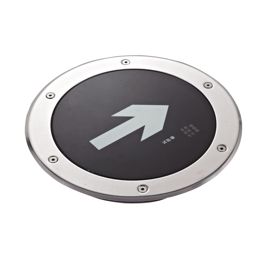 DJ-01M 圓形地埋燈