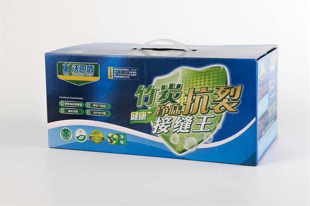 竹炭净味抗裂接缝剂
