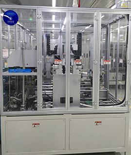 动力电芯全自动氦检机