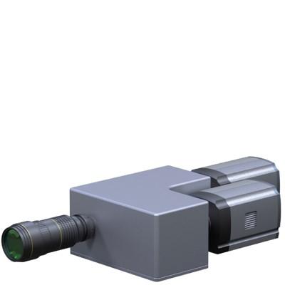 高速拍摄分幅相机-分幅成像光学系统