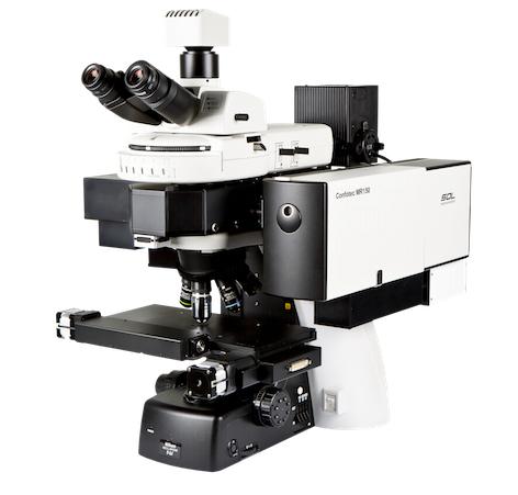Confotec MR系列 3D激光共聚焦拉曼系统