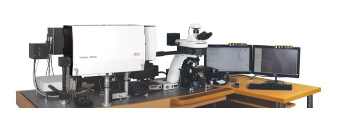 显微荧光光谱系统