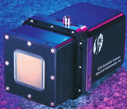 低噪声、大靶面科研CCD相机