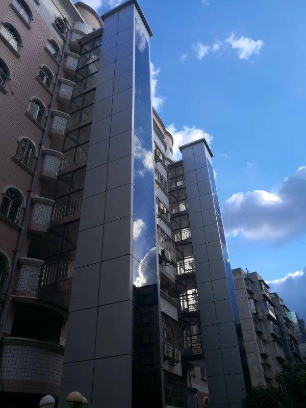 湖滨邮电小区加装电梯