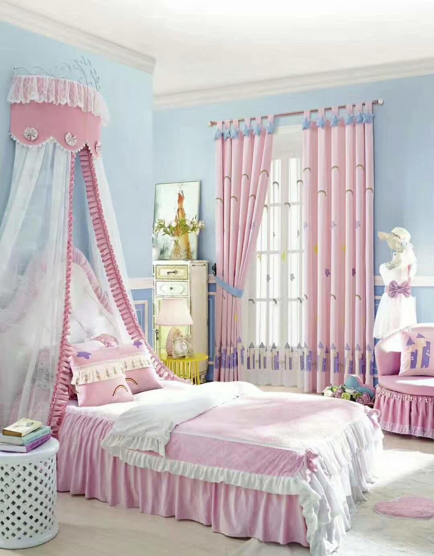 臥室窗簾怎么選
