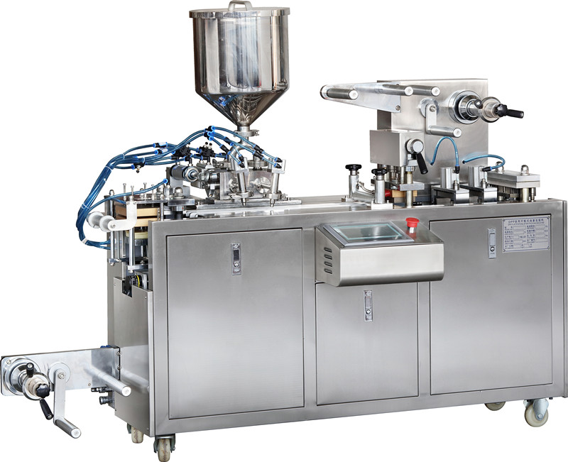 DPP80液体泡罩包装机