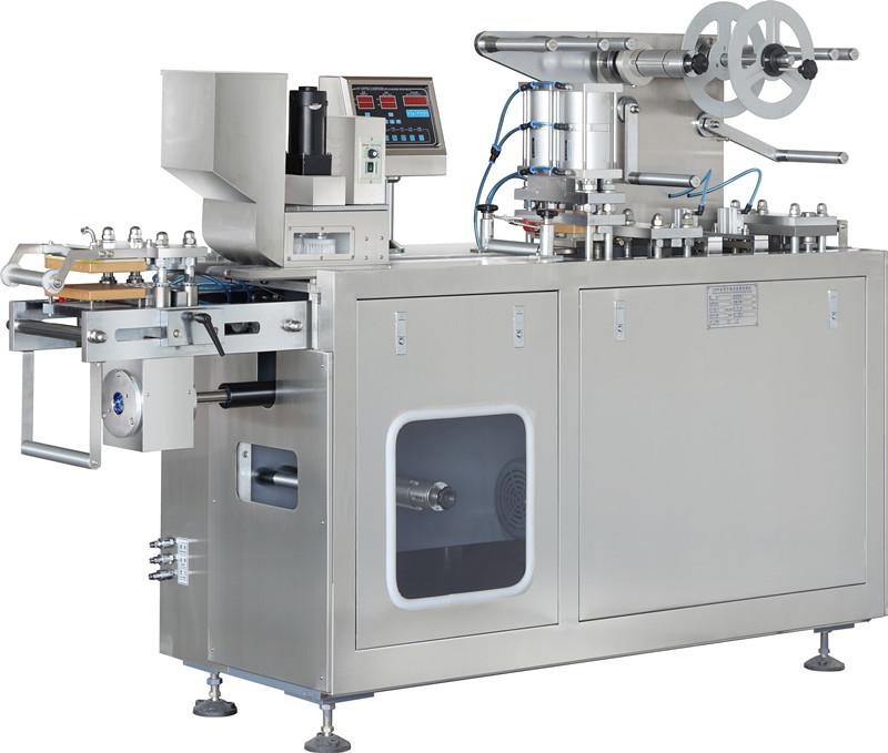 DPP150铝塑泡罩包装机