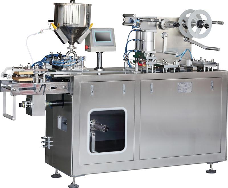 DPP150液体泡罩包装机