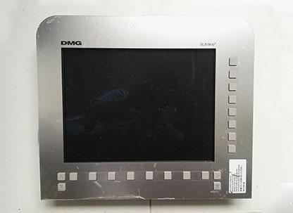 DMG显示操作面板