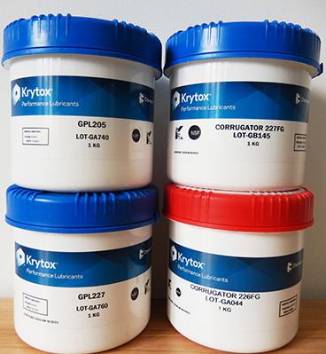 Krytox 潤滑脂係列