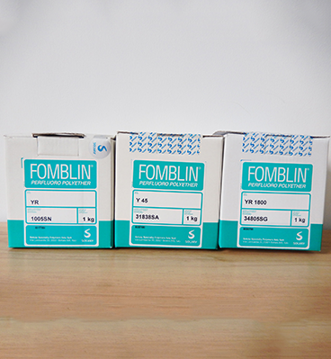 Fomblin perfluoropolyether lubricant series