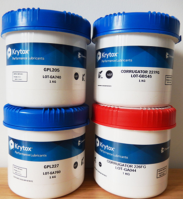 Krytox grease series