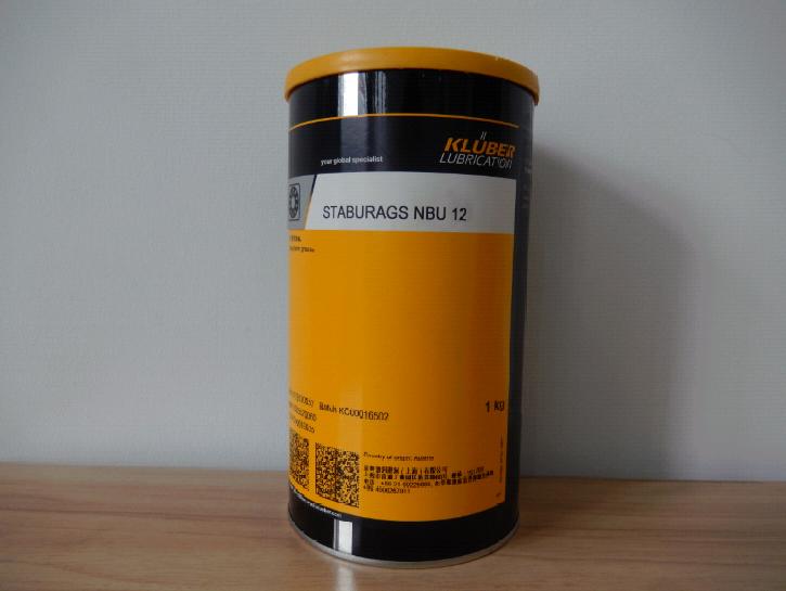 KLUBER NBU 12潤滑脂