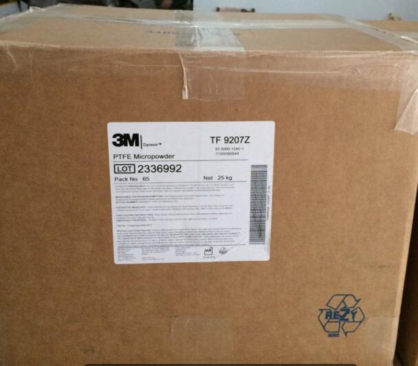 3M聚四氟乙烯PTFE微粉TF-9207Z