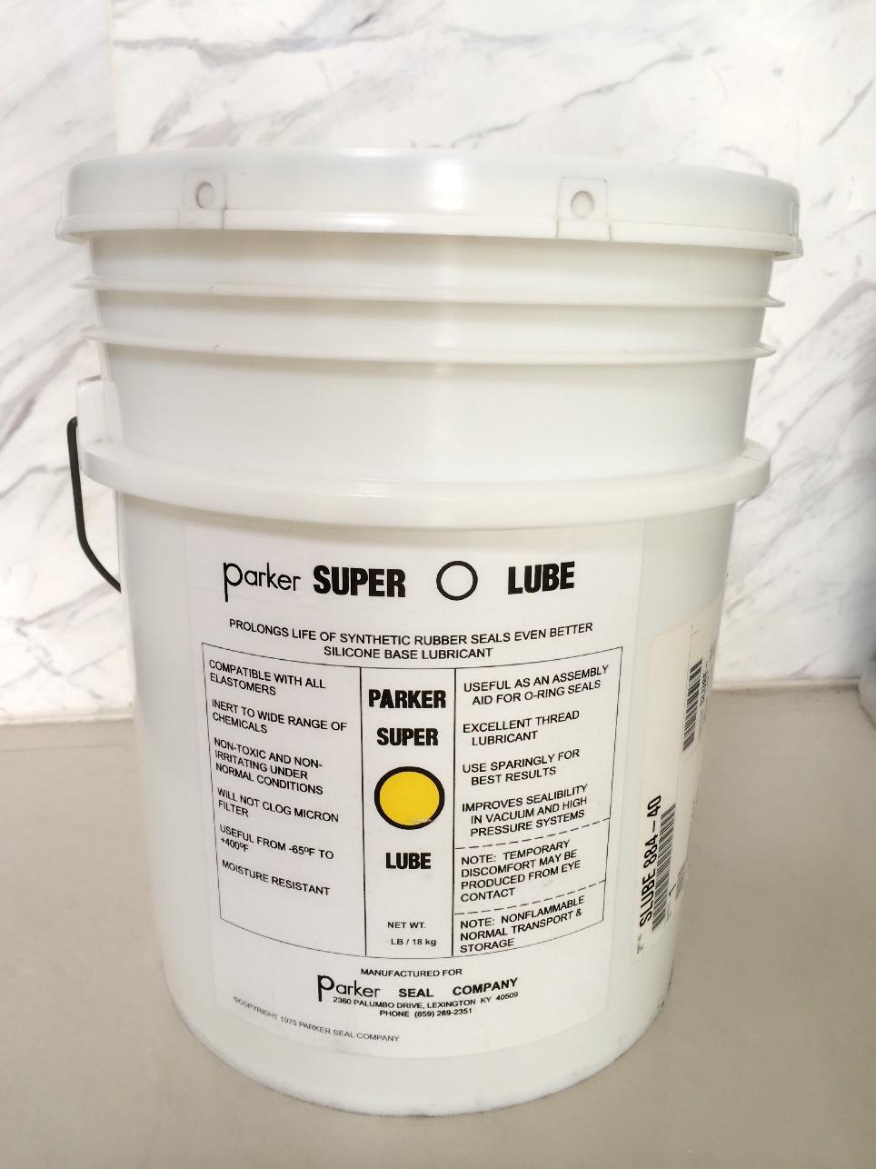 派克PARKER O型圈润滑油?SUPER O-LUBE