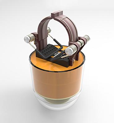 SPS070V2高壓線夾測溫傳感器