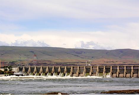 溪洛渡水電站