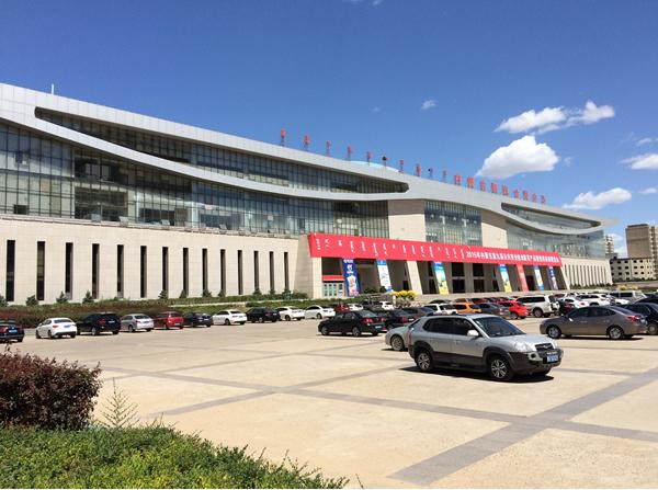 深圳市双工科技有限公司隆重出席内蒙古第九届公共安全技术防范产品暨警用装备展览会