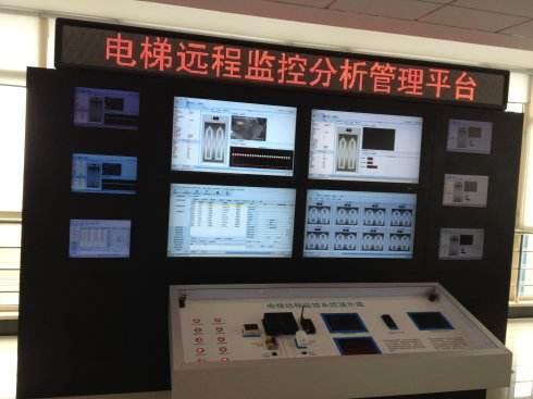 电梯远程监控对讲系统