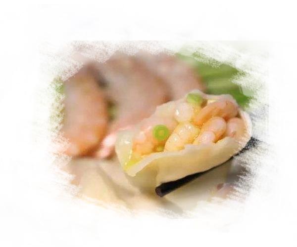 哈尔滨鲜虾馅水饺的做法美味入口,回味无穷