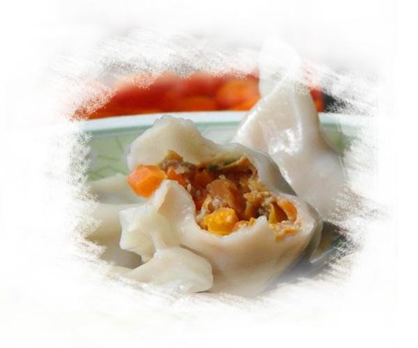 哈尔滨牛肉萝卜馅水饺的做法,好吃