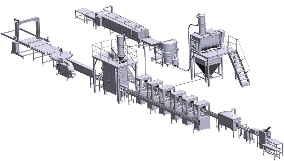 罐装生产线