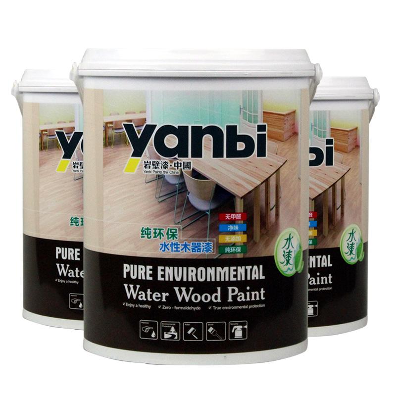 環保水性木器漆