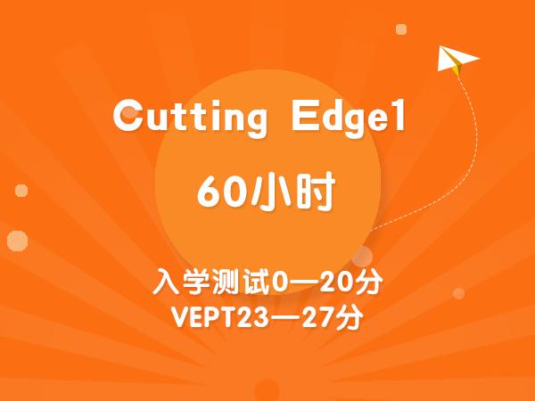 Cutting Edge1  60课时