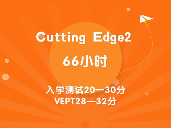 Cutting Edge2   66课时