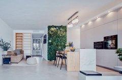 房间不在于多的129平米现代简约公寓