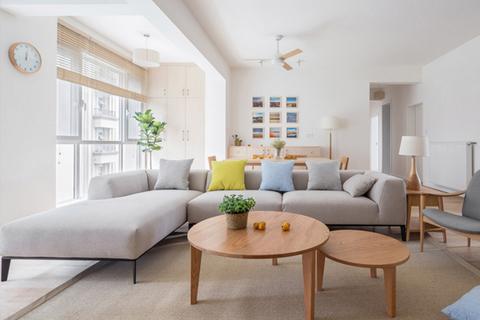 170原木风三居室,让你活在日剧里-日式风格