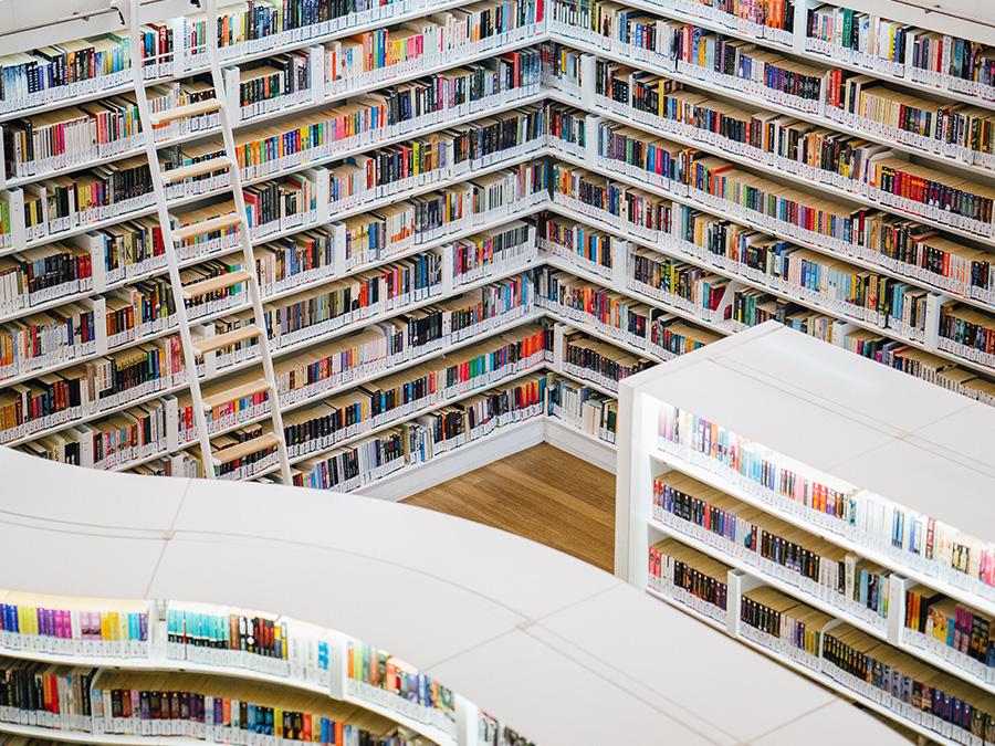 桓台一中 图书馆
