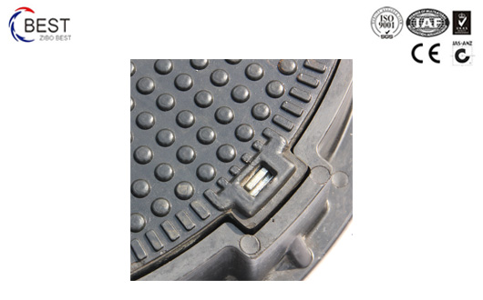 650MM D400 重型高分子樹脂SMC井蓋