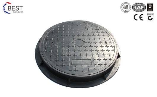 拜斯特井蓋廠家簡述選擇圓形復合井蓋及材料特點