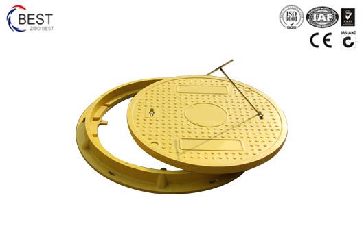 600MM 樹脂復合材料井蓋