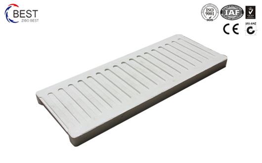 200x500x25MM 白色溝蓋板
