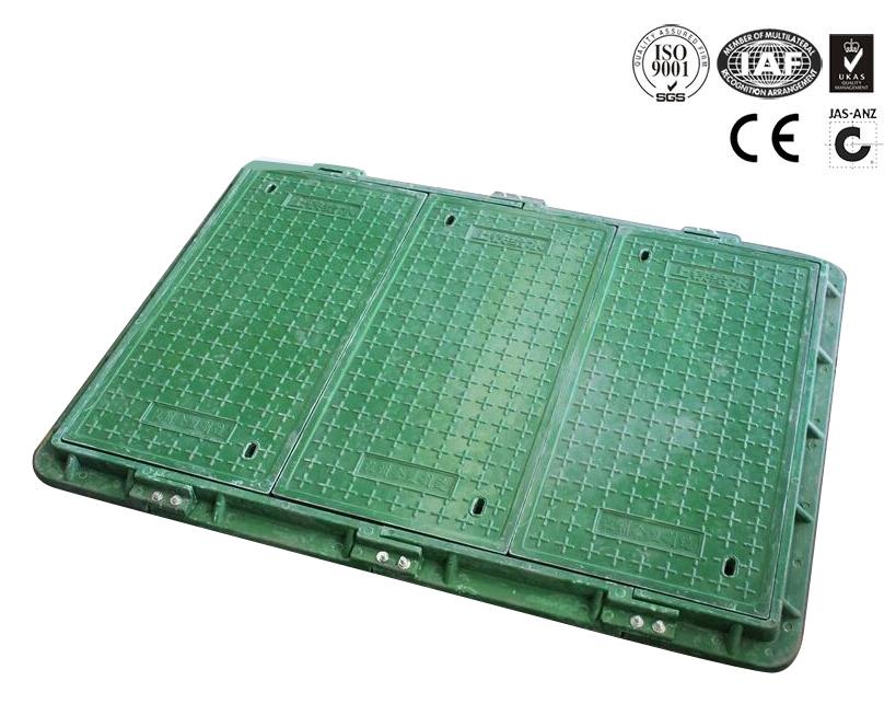 高分子复合电缆沟盖板|树脂电力盖板