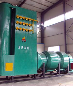 脱硫除尘设备对未来环境有保护的重要作用。
