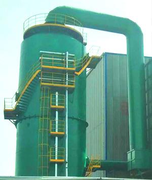 双碱法湿式脱硫
