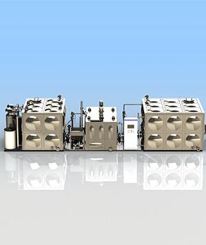 SNCR脱硝剂自动化生产线