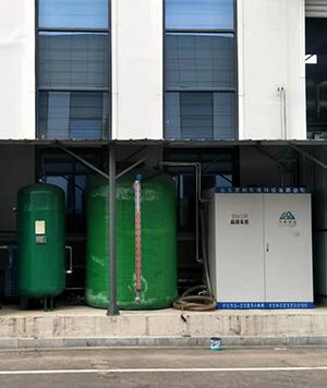 臨沂市莒南縣友園機械蓄熱式退火爐SCR+SNCR脫銷+布袋除塵煙氣超低排放治理