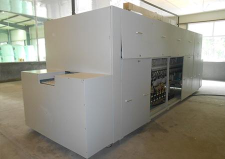 輥道式電池材料烘干爐