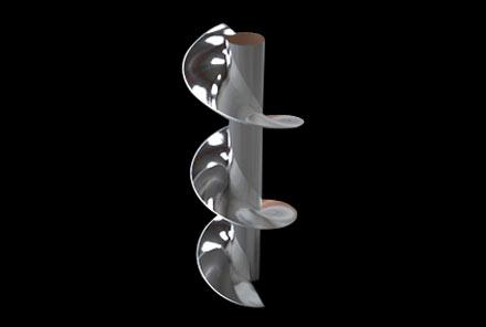 螺杆式搅拌桨