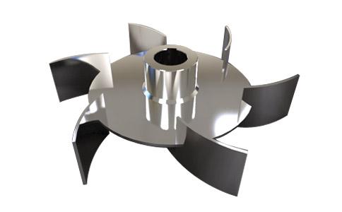 搅拌器对流体产生的两种作用