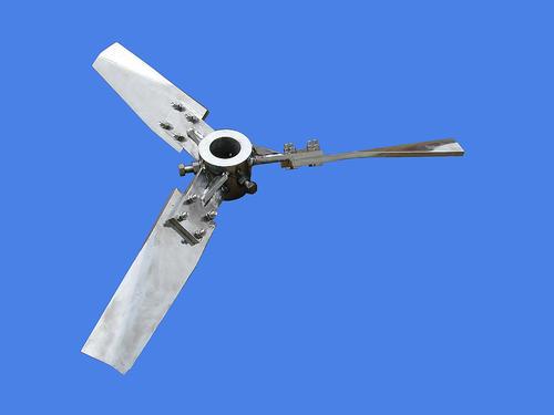 推进式搅拌器的工作原理是什么