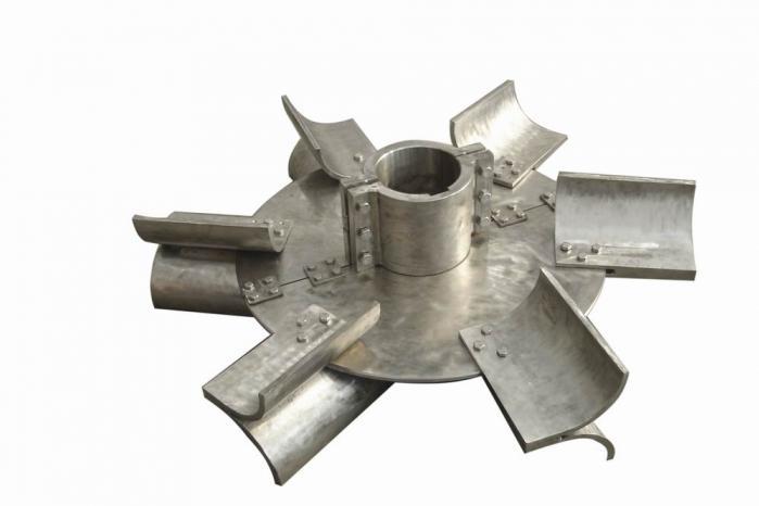 涡轮式搅拌器的工作原理